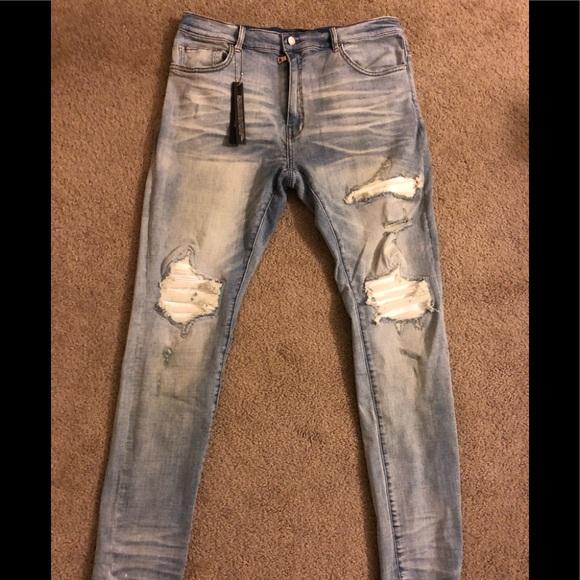ab1d220c27a Amiri Jeans | Mike Mx1 Mens Classic Jean | Poshmark